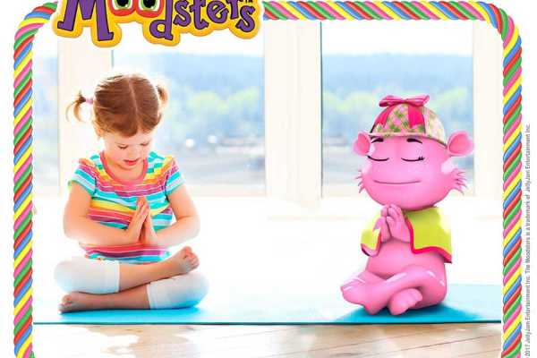 Help Kids Find Their Calm With Yoga
