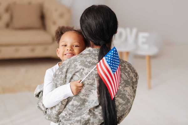 Celebrating the Military Child